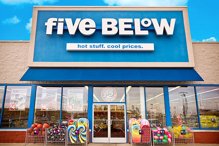 Support ENA Gymnastics Team and PACG at Five Below
