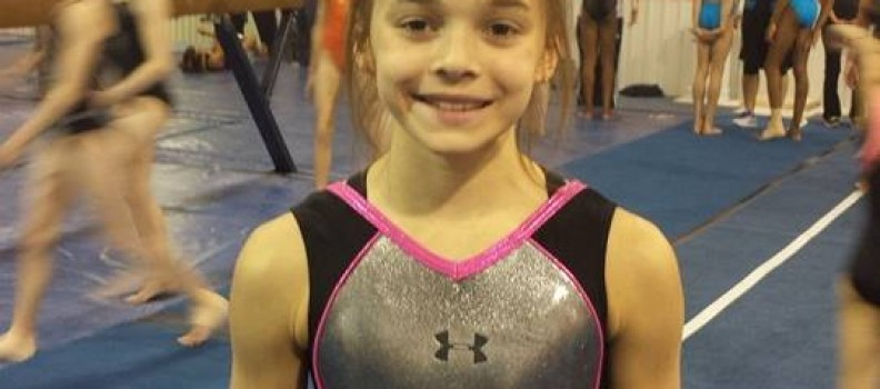 Olivia Dunne Qualifies for Jr. International Elite