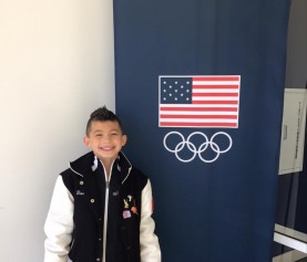 Bobby Qaulifies to Boys National Developmental Team