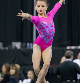 Watch Olivia Dunne compete LIVE at P&G National Championships