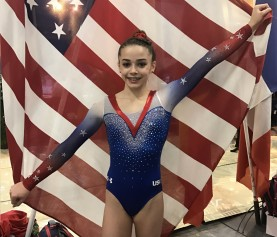 Watch our National Team Member, Olivia Dunne, compete at US Classic