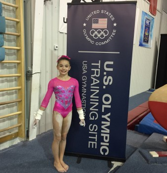 Olivia qualifies to P&G National Championships