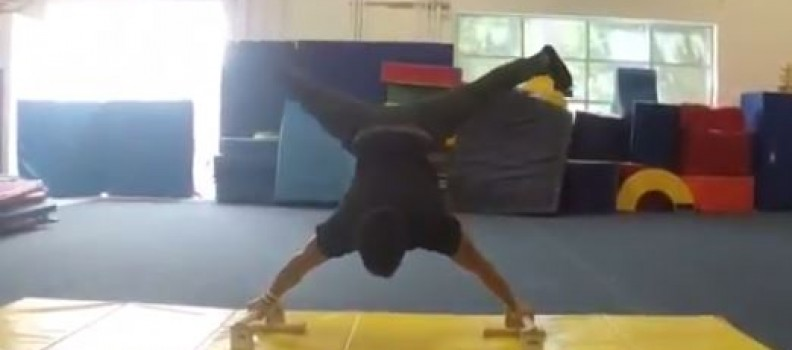 New! Free-Style Parkour Classes