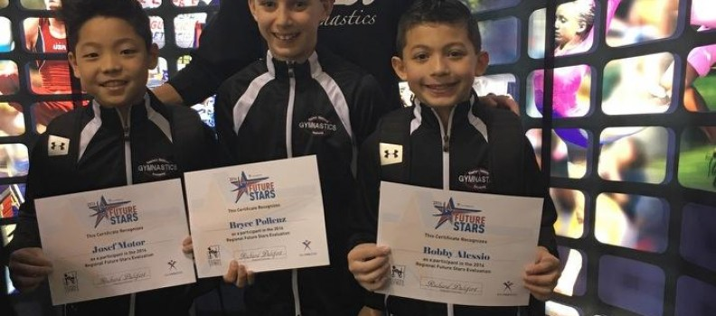 ENA Qualifies 3 for 3 to Boys National Future Stars Testing