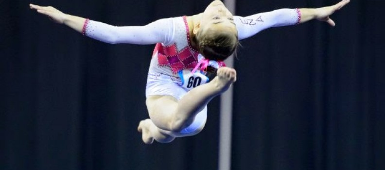 Watch ENA's Olivia Dunne Compete Live at the US Classic